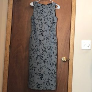 STUNNING EVAN-PICONE DRESS 4